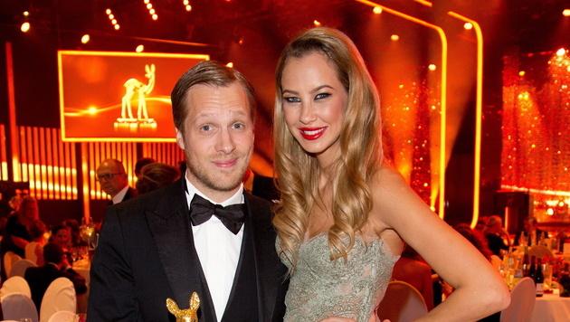 Comedian Oliver Pocher und Ehefrau haben sich getrennt (Bild: EPA)