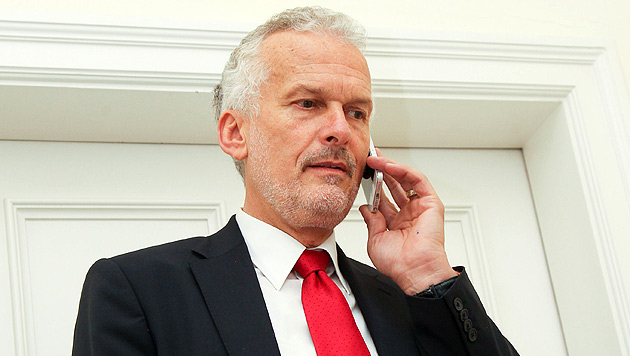 Kritik an Sparkurs: RH geht langsam das Geld aus (Bild: APA/NEUMAYR/MMV)
