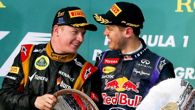 Räikkönen hält sich für nächstes Jahr alle Optionen offen (Bild: EPA)