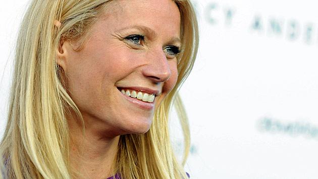 Schauspielerin Gwyneth Paltrow: Nie wieder Botox! (Bild: AP)