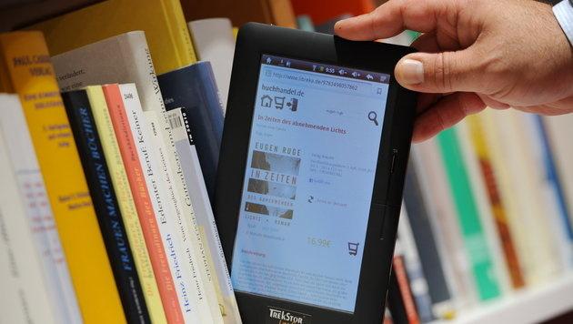 So wird das Lesen unterwegs zum Hochgenuss (Bild: dpa/Arne Dedert)