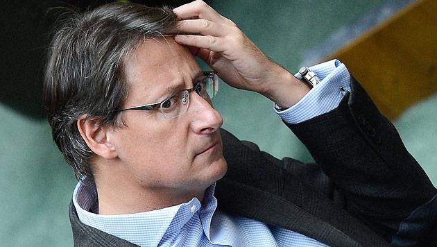 """Angst vor Pleite: Richter lässt BZÖ-Gelder """"einfrieren"""" (Bild: APA/Robert Jaeger)"""