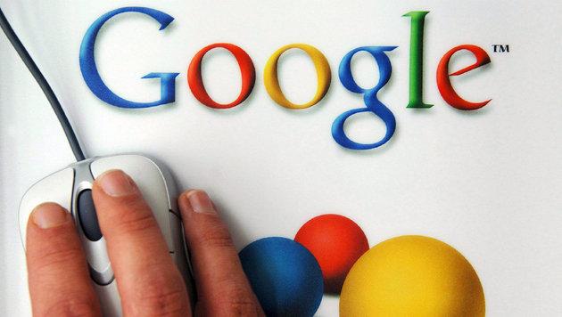 EU-Kommission will härter gegen Google vorgehen (Bild: EPA)