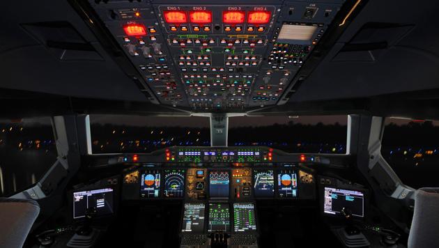 Flugzeuge können mittels Handy gekapert werden (Bild: thinkstockphotos.de)