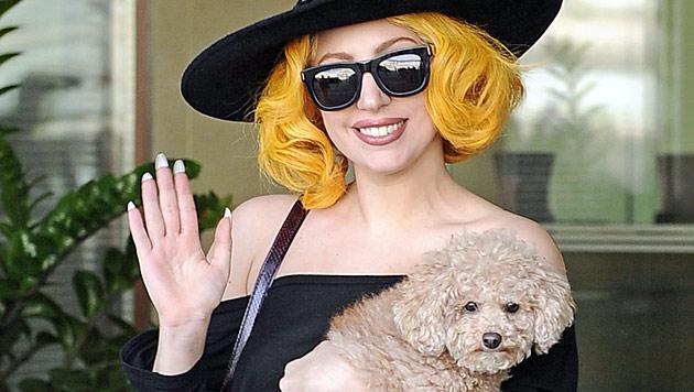 Lady Gaga zahlt jungem Fan Hüft-OP (Bild: EPA)