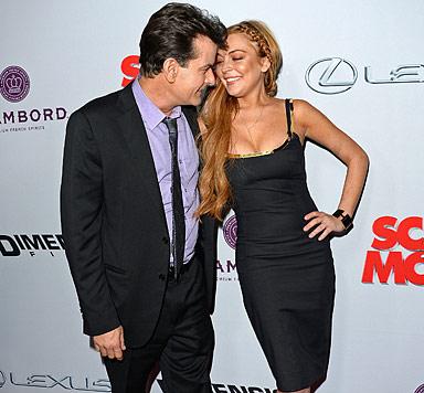 Lindsay Lohan hatte mit halb Hollywood Sex (Bild: AFP)