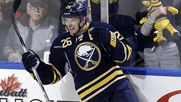 """Vanek vor seinem 900. NHL-Spiel: """"Purer Wahnsinn!"""" (Bild: AP)"""