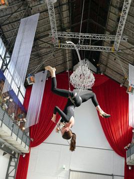 Celine Roschek auf Helene Fischers Spuren (Bild: Euroviva Entertainment)