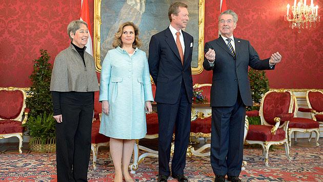 Luxemburg will mit Österreich an einem Strang ziehen (Bild: APA/ROLAND SCHLAGER)