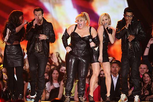 MTV Movie Awards: Lawrence und Cooper räumen ab (Bild: AP)