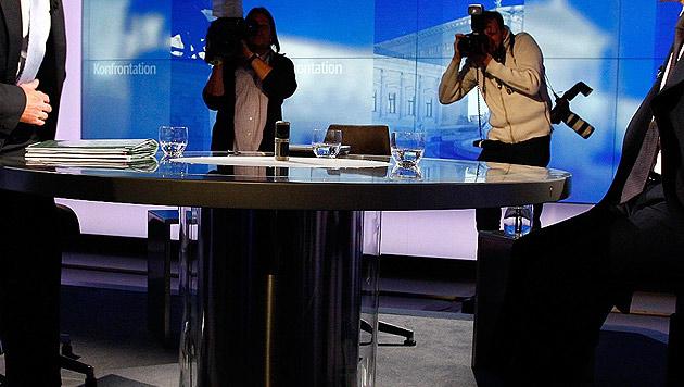 NR-Wahl: SPÖ und ÖVP gegen TV-Duelle im ORF (Bild: APA/Roland Schlager)