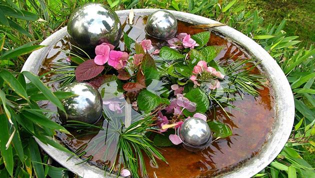 So gestalten Sie Ihren Feng-Shui-Garten (Bild: thinkstockphotos.de)