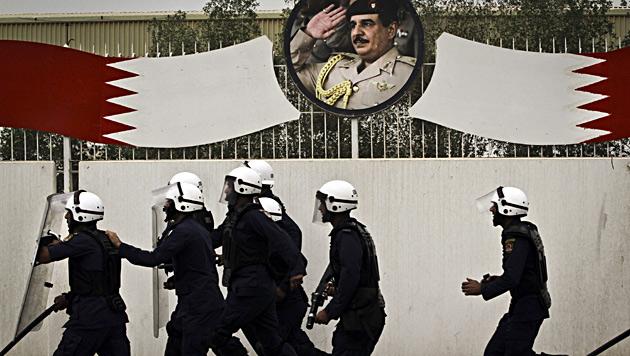Bahrain vor Formel-1-Grand-Prix in Alarmbereitschaft (Bild: AP)