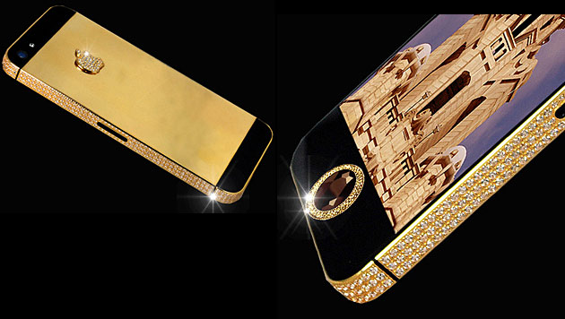 Das ist das teuerste Smartphone der Welt (Bild: stuarthughes.com)