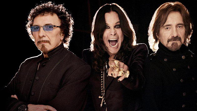 Black Sabbath präsentieren ihre neue Single (Bild: Universal Music)