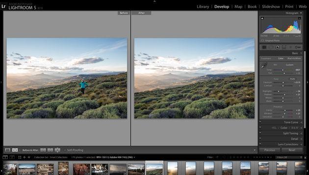 Fotobearbeitung: Adobes Photoshop Lightroom 5 ist da (Bild: Adobe)