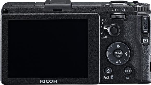 Kompaktkamera mit DSRL-Bildsensor von Ricoh (Bild: Ricoh)