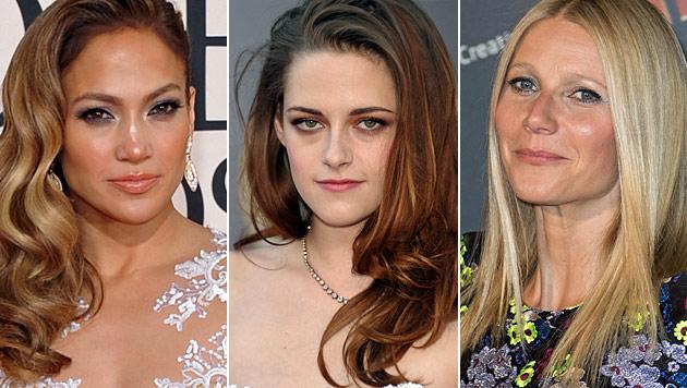 Kristen & Co.: Die meistgehassten Hollywoodstars (Bild: EPA, AP)