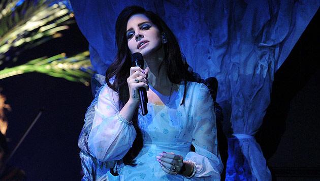 "Lana Del Rey: ""Ich wünschte, ich wäre bereits tot"" (Bild: EPA)"