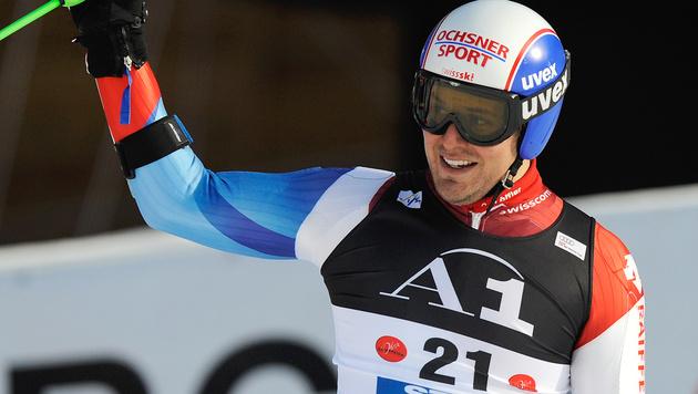 Ex-Weltmeister Daniel Albrecht beendet Karriere (Bild: APA/ROBERT JAEGER)