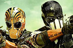 """Army of Two: The Devil""s Cartel"": Ein Duo f�r viele Waffen (Bild: Electronic Arts)"