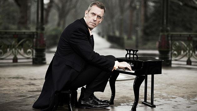 """""""Dr. House"""" Hugh Laurie erneut live im Konzerthaus (Bild: Warner Music)"""