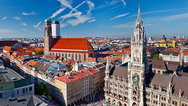 München - zu Besuch in Italiens nördlichster Stadt (Bild: thinkstockphotos.de)