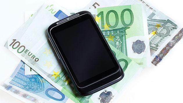 Festplattenabgabe könnte Handys deutlich verteuern (Bild: thinkstockphotos.de)