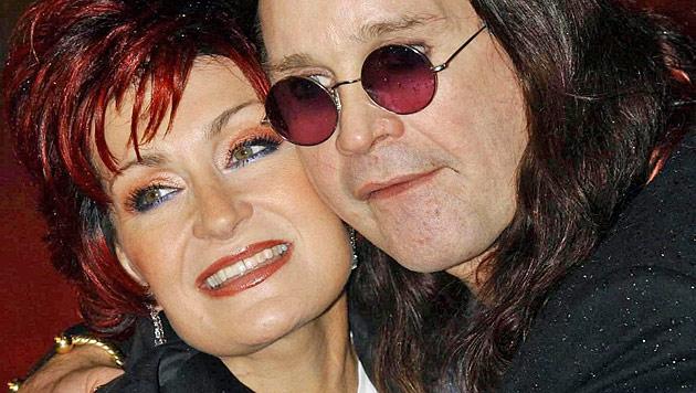 """Ozzy Osbourne: """"Sharon versucht, mich zu töten"""" (Bild: EPA)"""