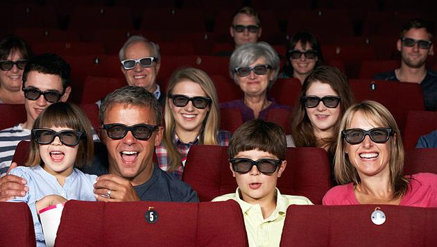 Animationsbranche: Brillenloses 3D ist der nächste Schritt (Bild: thinkstockphotos.de)