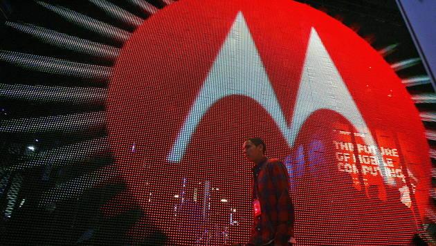Apple und Google legen Motorola-Patentstreit bei (Bild: EPA)