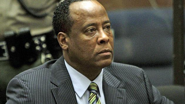 Jacksons Leibarzt legte Berufung gegen Hafturteil ein (Bild: EPA)
