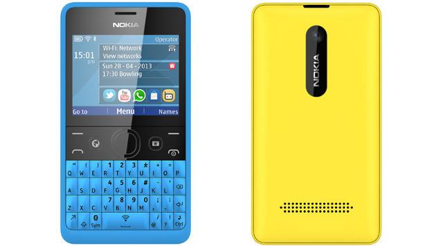 Nokia kündigt günstiges Tastatur-Smartphone an (Bild: Nokia)