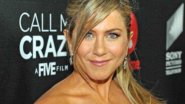 Jennifer Aniston will auf Ehevertrag verzichten (Bild: AP)