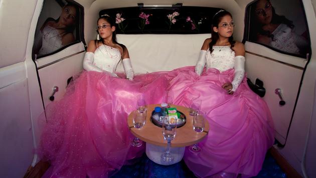Prämiert: Die schönsten Fotos des Jahres 2013 (Bild: Myriam Meloni, Kategorie Kunst & Kultur)