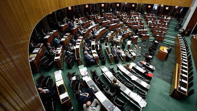 Staatsbürgerschaft: Neuregelung im NR beschlossen (Bild: APA/GEORG HOCHMUTH)