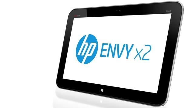 HP Envy x2: Tablet und Notebook mit Abstrichen (Bild: HP)