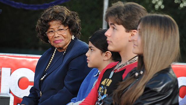 Justiz-Thriller um Entschädigung für Jackson-Kinder (Bild: EPA)