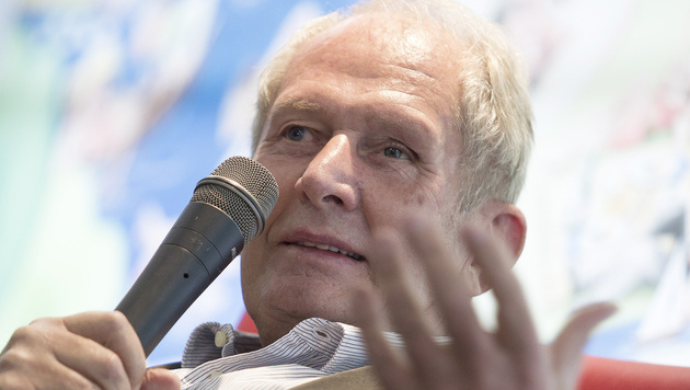 """Marko will """"Reifen, der unser Potenzial nicht einschränkt"""" (Bild: APA/ERWIN SCHERIAU)"""
