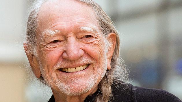 Country-Legende Willie Nelson ist 80 und gibt weiter Gas (Bild: AP)
