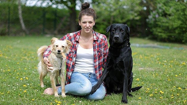 Tierfreundin rettet Hunde vor giftigen Knackwürsten (Bild: Gerhard Bartel)