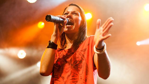 Christina Stürmer feierte starkes Konzert-Comeback (Bild: Andreas Graf)