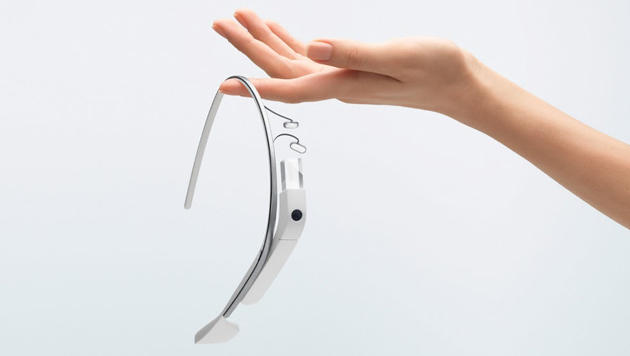 Datenbrille Glass wäre das perfekte Überwachungsgerät (Bild: Google)