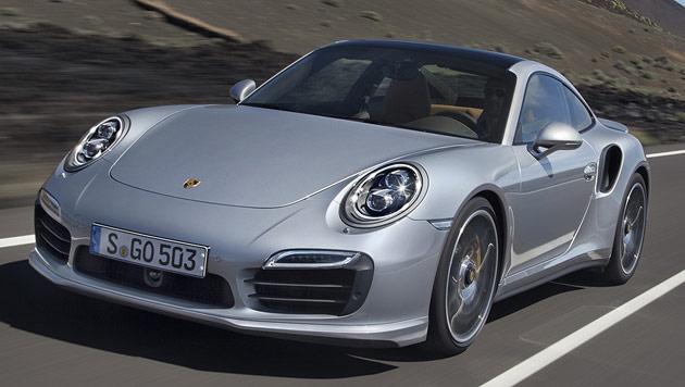 Forscher knacken Codes für Porsche, Lamborghini & Co. (Bild: Porsche)