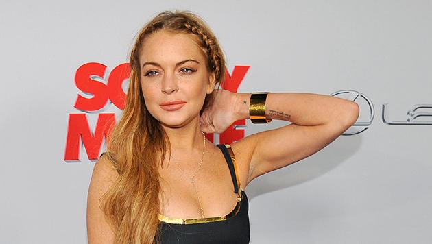 Lindsay Lohan soll schon wieder Single sein (Bild: AP)