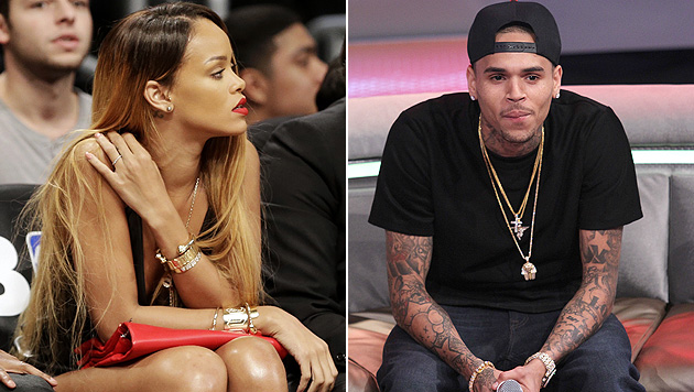 Rapper Chris Brown best�tigt Trennung von Rihanna (Bild: AP)