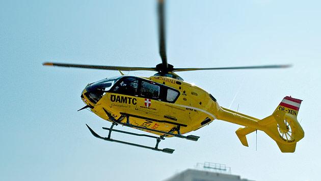 Forstunfälle in NÖ fordern zwei Schwerverletzte (Bild: Andreas Graf (Symbolbild))
