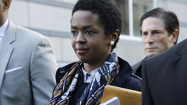 Fugees-Sängerin Lauryn Hill muss drei Monate in Haft (Bild: AP)