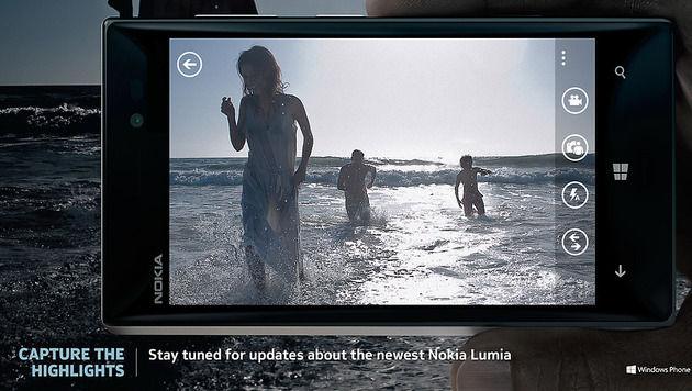 Nokia bestätigt neues Smartphone Lumia 928 offiziell (Bild: Nokia)