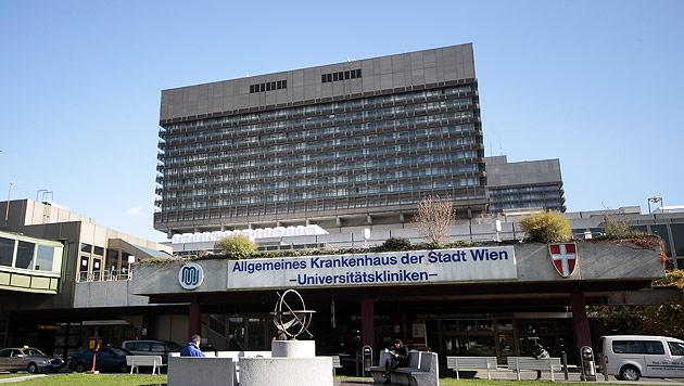 Rechnungshof zerpflückt Wiener AKH: Viel zu teuer (Bild: APA/Georg Hochmuth)